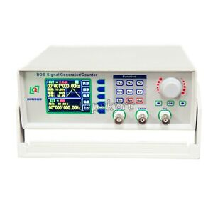 Qls2802s 2m Dds Signal Generator counter Frequency Counter W 2 4 Tft Screen Ts