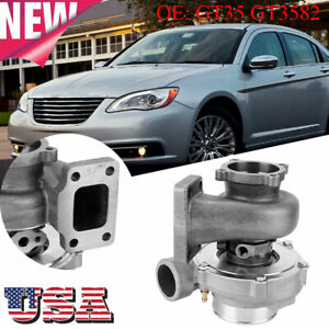 Turbo Charger T3 Ar 70 63 Anti surge Compressor Turbocharger Bearing Gt35 Gt3582