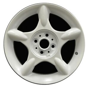 16 Mini Cooper 02 03 04 05 06 07 08 09 Factory Oem Rim Wheel 59362 White