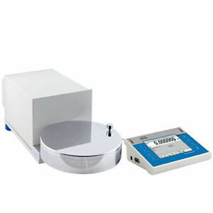 New Radwag Mya 5 4y f1 Microbalance For Filter Weighing 5 1g X 1 g