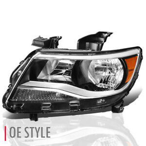 Fit 15 20 Chevy Colorado Oe Style Front Driving Headlight Lamp Left Gm2502407