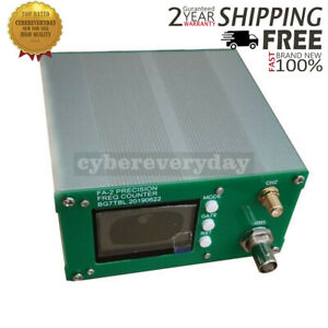 1hz 6ghz Frequency Counter Kit Frequency Meter Statistical Function 11 Bits sec