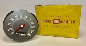 1963 1964 Plymouth Valiant And Barracuda Speedometer New In Original Box 2290227