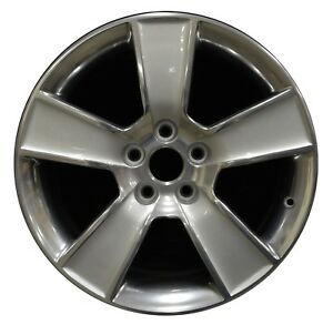 18 Ford Mustang 2006 2007 2008 2009 Factory Oem Rim Wheel 3647 Silver Polish