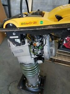 Wacker Neuson Bs60 2i 2015 Rammer Tamper Compactor Jumping Jack Great Condition