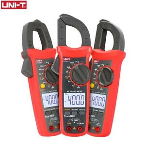 Uni t Digital Clamp Meter Ut201 Ut202 Ut203 Ut204 ac Dc Current Tester
