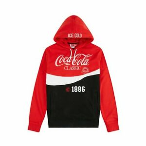 Staple Pigeon x Coca Cola Classic Hoodie 1901H5201 Red Brand New WithTags