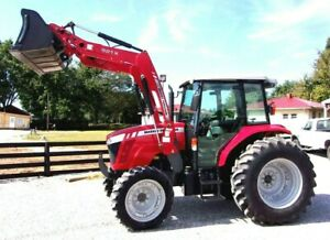 Massey Tractor   MCS Industrial Solutions and Online