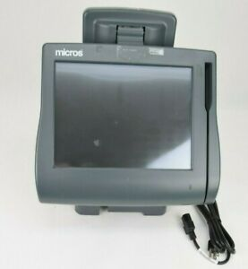 Micros Workstation Ws4 Lx Touchscreen Retail Pos System Terminal