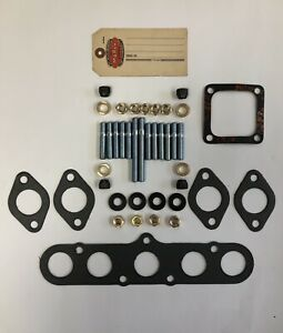 1933 1942 Plymouth Dodge Manifold Hardware Rebuild Kit With Gaskets