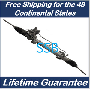512 Power Steering Rack And Pinion Fits 2007 2012 Nissan Altima 2 5l