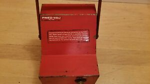 Auto Pneumatic Air Operated Vacuum Pump A c Air Conditioning Tool Vintage