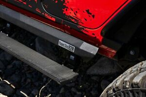 Amp Research Powerstep Xl Electric Running Boards For 2018 2019 Jeep Wrangler Jl