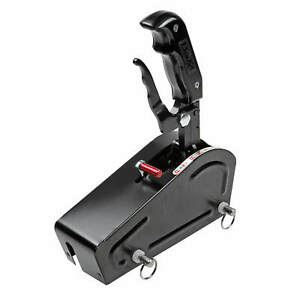 B M Automatic Gated Shifter Magnum Grip Stealth Pro Stick 2 3 4 Speed Trans