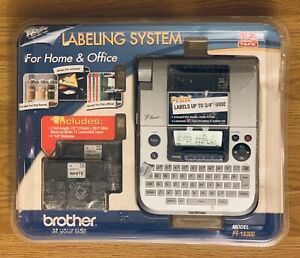 New Brother P touch Pt 1830c Labeling System For Home And Office