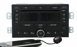 2005 2008 Chevrolet Optra Suzuki Reno Am Fm Mp3 Radio Cd Player W Aux 96805108