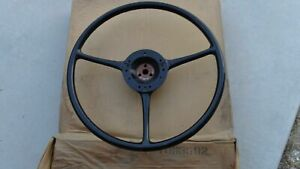 1940 1941 1942 1943 1944 1945 1946 Dodge Jeep Military Nos Mopar Steering Wheel