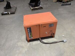 C d Charter Power Systems Battery Charger For A 24 Volt Forklift Fr12hk550s