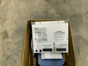 Sens Fca12 6 2411u Battery Charger New 12 Volt Forklift