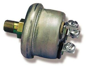 Holley 12 810 Electric Fuel Pump Oil Pressure Safety Switch