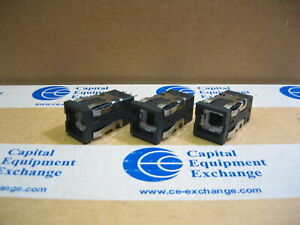 Lot Of 3 Micro Switch Push button Switches Aml Series 20 30475000