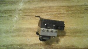 2010 Toyota Corolla Abs Pump Anti lock Brake Parts Actuator And Pump Assembly