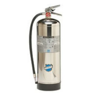 Buckeye Water Pressure Fire Extinguisher With Schrader Valve Refillable 2019