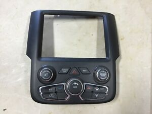 2013 2018 Dodge Ram 1500 2500 3500 Heater Climate Temperature Control Unit Oem