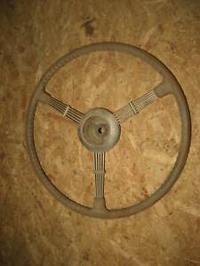 1935 1936 1937 Packard 120 115c Accessory Banjo Steering Wheel
