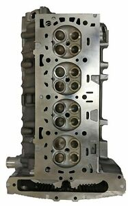 Gm 2 4 Dohc Ecotec Cylinder Head Cast 279 Valves springs California Version