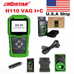 Obdstar H110 Mqb Programmer I c For Immo odometer Support Nec 24c64 4th5th Immo