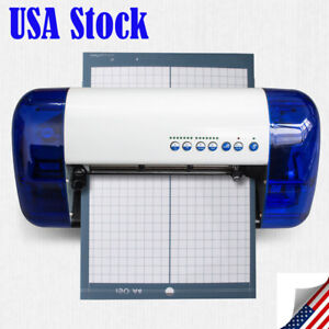 Useful A4 Vinyl Cutter Plotter Cutting Machine Stickers Cutter Function New