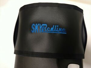 Saturn Sky Redline Console Bag Black Vinyl Embroidered In Blue New Storage