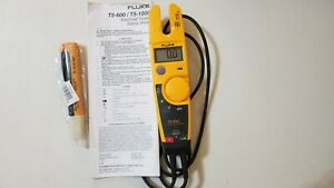 Lightly Used T5 600 Voltage Current Electrical Tester Meter Tested Tp 239500
