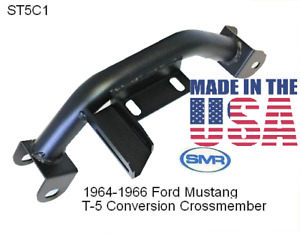 Ford Mustang T5 Conversion Tranny Crossmember 1964 66
