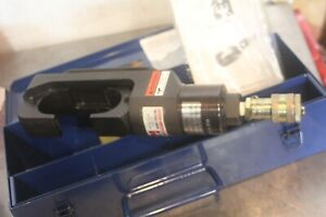 Huskie Cable End Crimper Hydraulic Model Ep610h