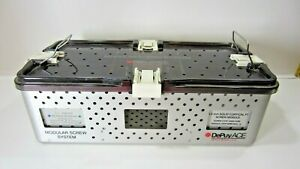 Storage Case Only Depuy Ace Modular Screw System