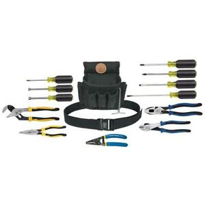 Klein Tools 92914 Journeyman Apprentice Tool Set 14 Piece Kit
