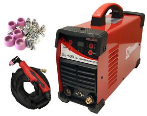 Plasma Cutter Digital 25 Cons Simadre 60rx 60 Amp Igbt 110 220v 4 5 Max Cut New