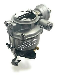 1957 1961 Chevy Gmc Rochester 1 Barrel Carburetor 235 Eng W Automatic Choke