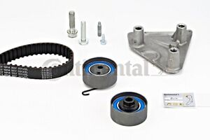 Contitech Timing Belt Pulley Kit For Opel Astra G Combo Tour 1 7l V10