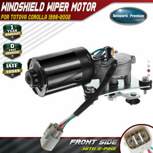 1x Front Windshield Wiper Motor For Toyota Corolla 1998 2002 43 2027 8511002040