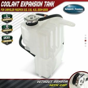 Coolant Expansion Tank For Chrysler Pacifica 3 5l 3 8l 4 0l 2004 2008 4880498ab