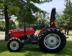 Massey Tractor In Stock | JM Builder Supply and Equipment
