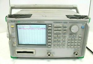 Anritsu Ms2661n Spectrum Analyzer 100hz 3ghz