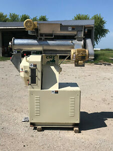 New Never Used Cme Eco R30 Pellet Mill 30 Hp 2 Tons Per Hour
