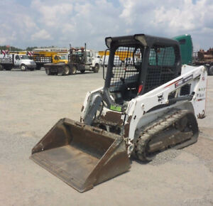 2015 Bobcat T450 Compact Track Skid Steer Loader Only 900hrs Coming Soon