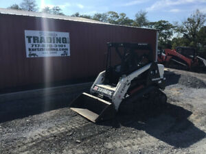 2015 Terex R070t Compact Track Skid Steer Loader Only 900 Hours Coming Soon