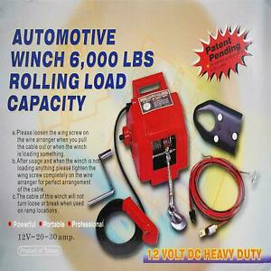 5000 Winch In Stock, Ready To Ship | WV Classic Car Parts