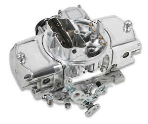Demon 650 Cfm Aluminum Road Demon Carburetor With Vacuum Secondaries